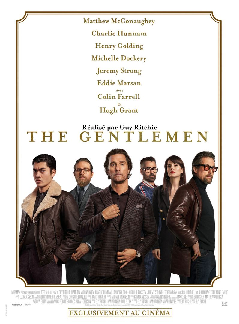 The Gentlemen Streaming VF Français Complet Gratuit